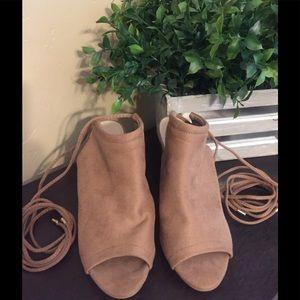 Boutique Booties Sandals